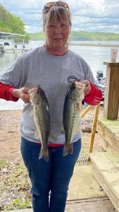 1st Annual Ladies of the Lake Bass Tournament