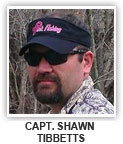 Capt. Shawn Tibbetts