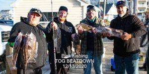 Pink Fishing Tog Beatdown Gallery