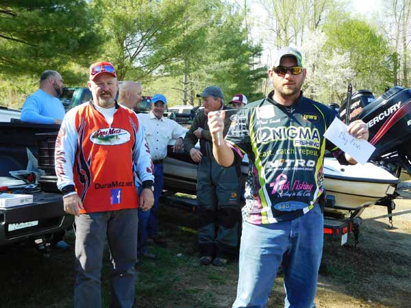 PRO STAFF Paul Smith, Angler Profile