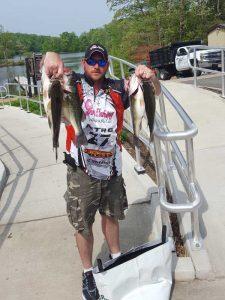 PRO STAFF Paul Smith, Angler Profile